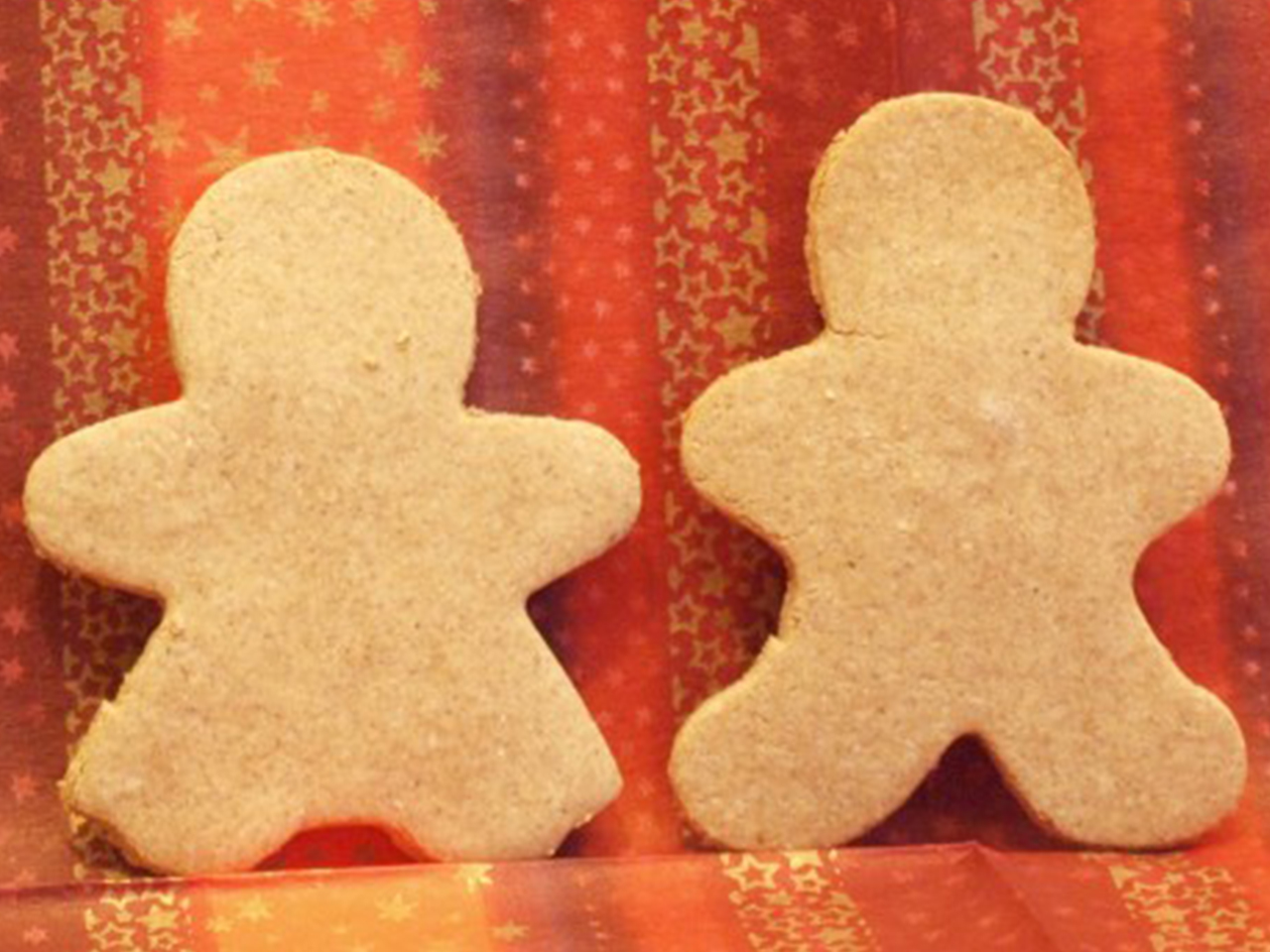 Sugar Cookies…without the sugar, gluten or butter