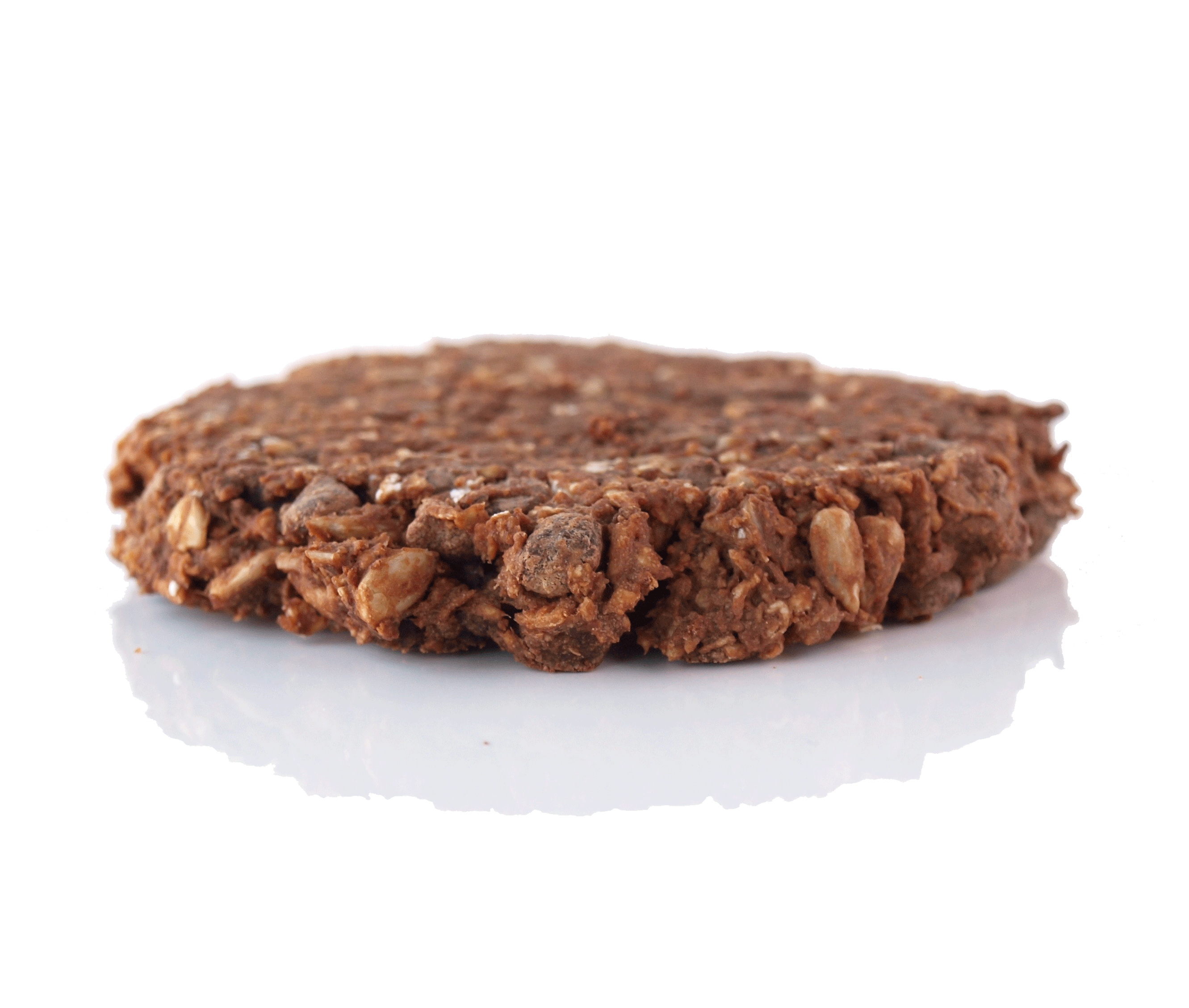 Choconut Cookie- made of healthy ingredients. Delicious healthy dessert.